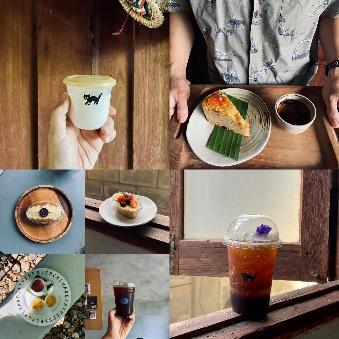 2. โฮะ Ho: BAKE & CRAFT CAFE' 03