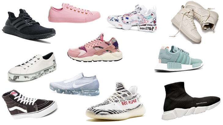 Bạn nên sở hữu một đôi giày thể thao