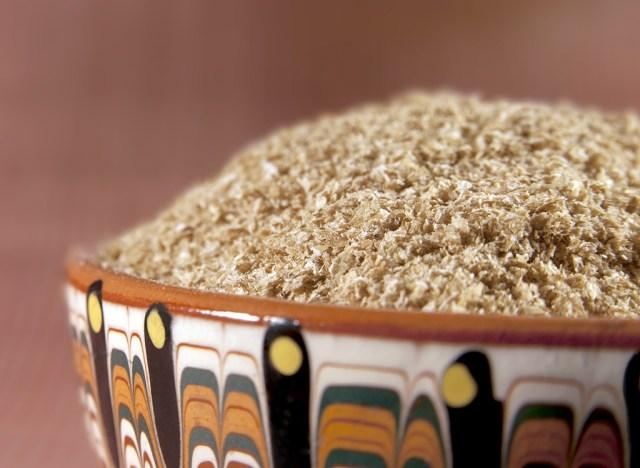 bowl of grains for fiber and whole carbs