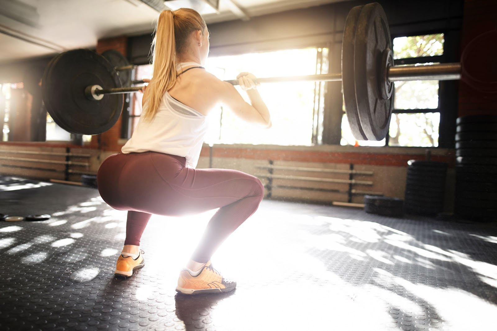 Strengthen glutes is important for injury prevention