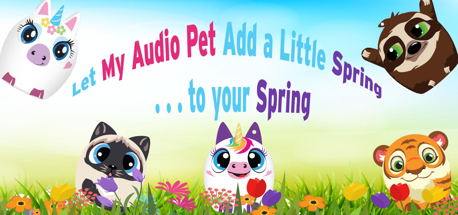 My Audio Pet - 2 Unicorns