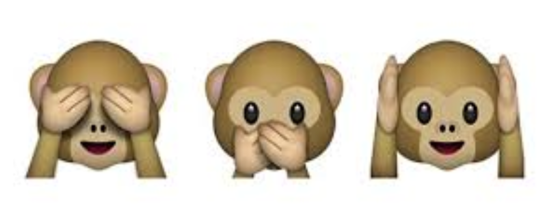 EMOJI 猴子