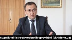 Василий Бондарь, заместитель министра иностранных дел Украины
