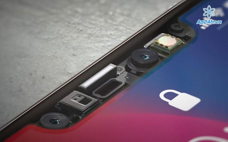 Apple ngày càng gấp rút hoàn thiện Face ID mới