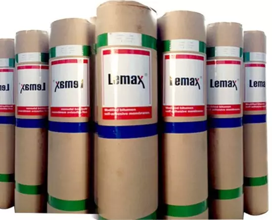 Keo chống thấm Lemax