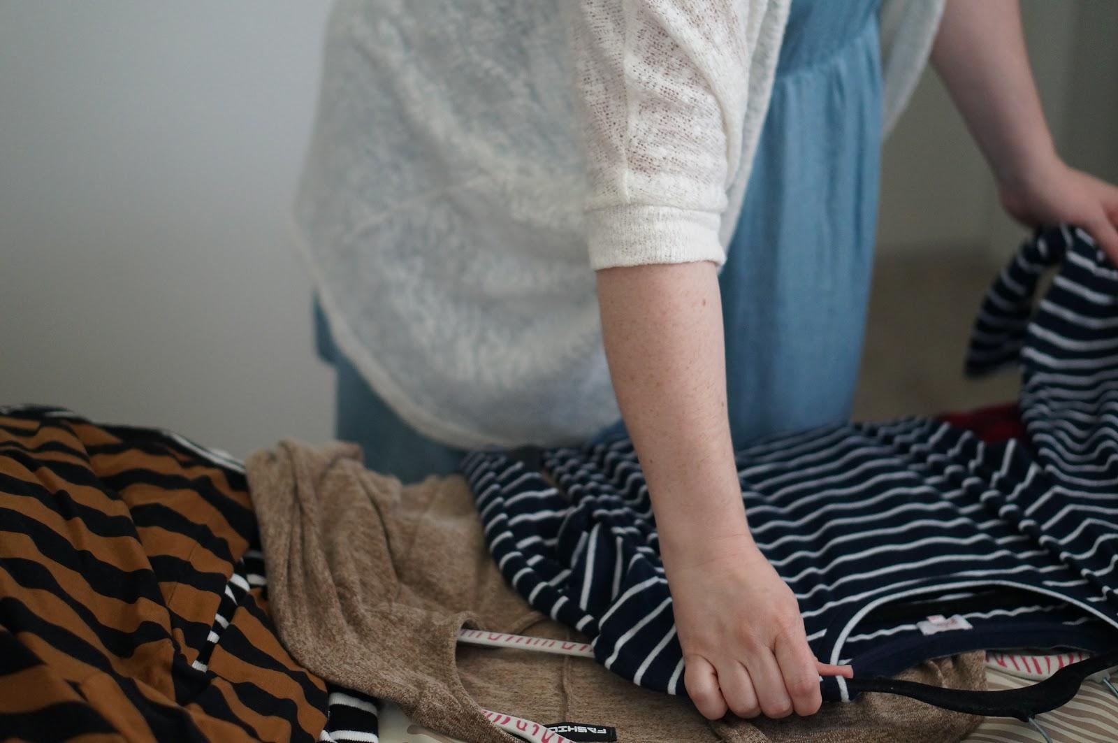 Rebecca Lately Closet Organization Ziploc® Space Bags®