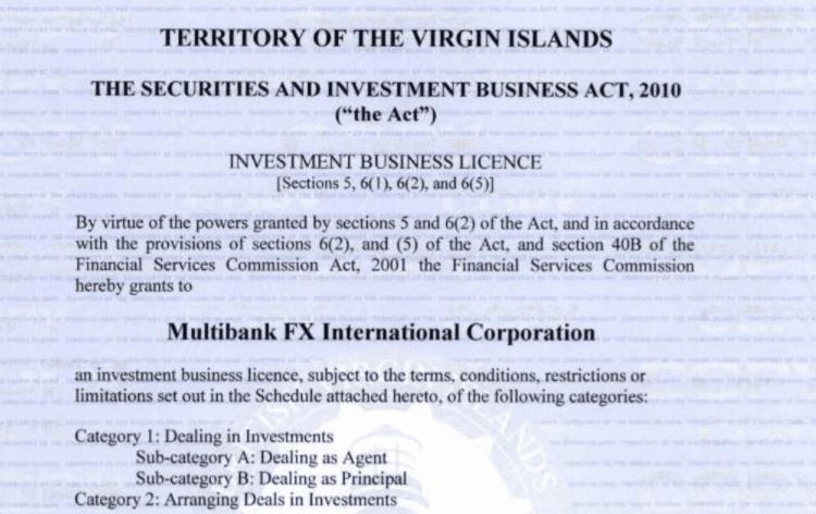 Независимый обзор MultiBank Group: условия торговли, отзывы реальные отзывы