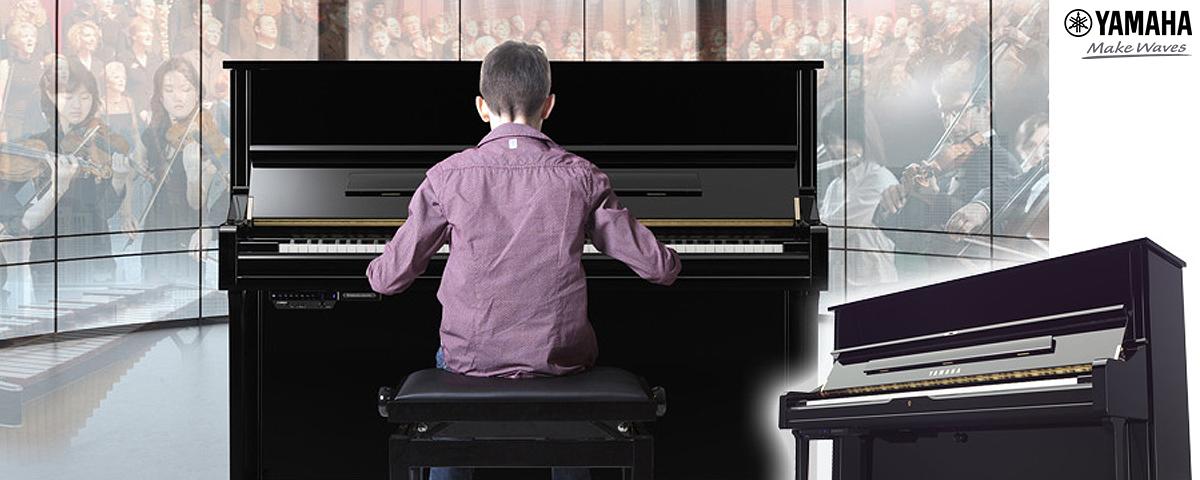 học piano trẻ em