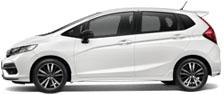 รถยนต์ Honda Jazz Gk มีทั้งหมด 6 สีได้แก่ 02