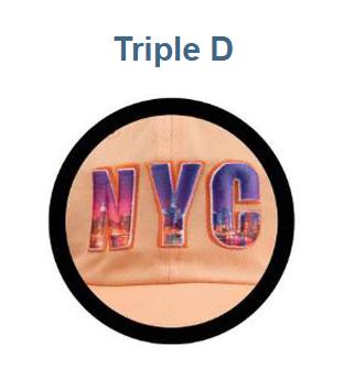 Cap Design options