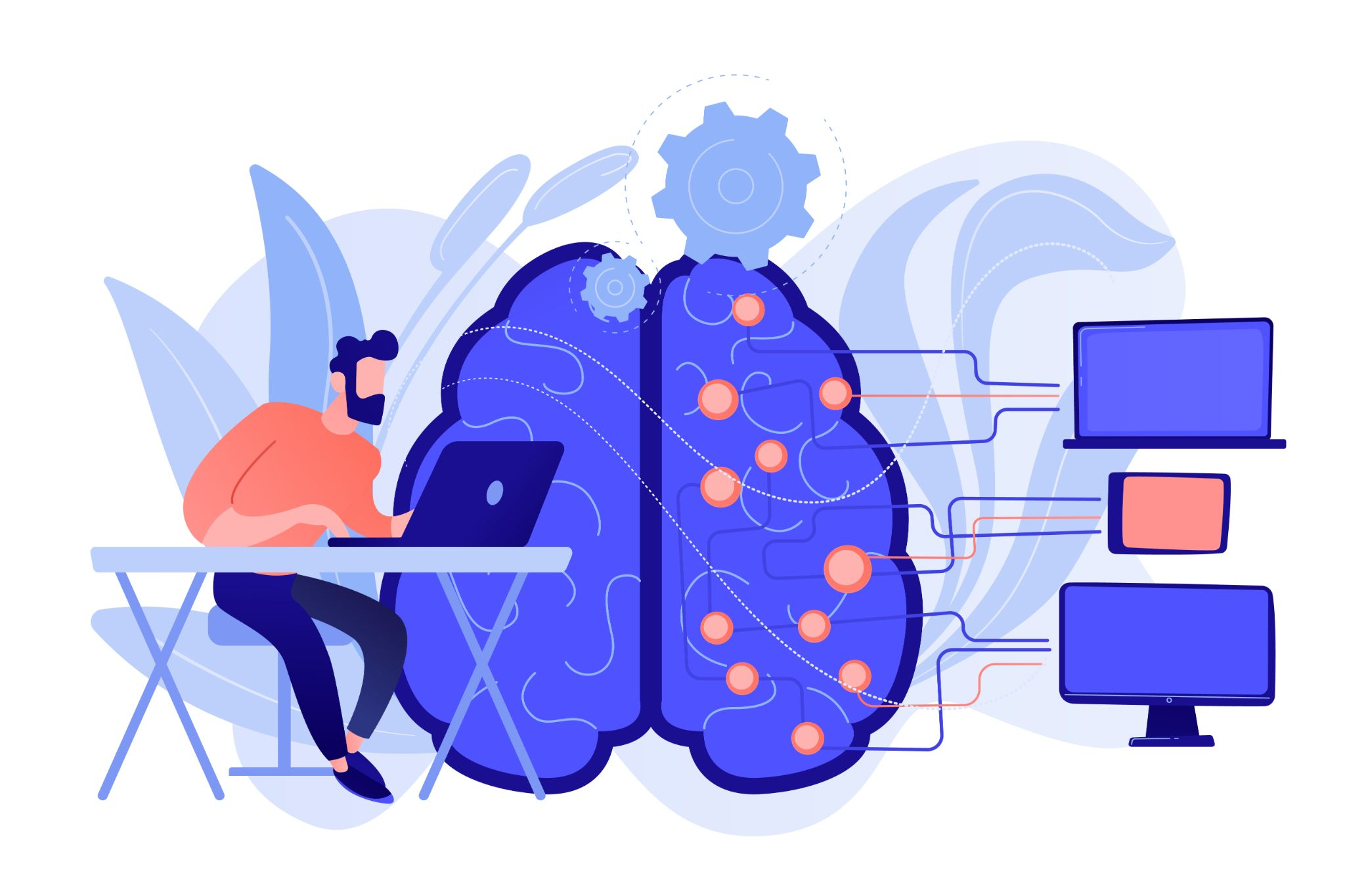 AI tools for Mental health.