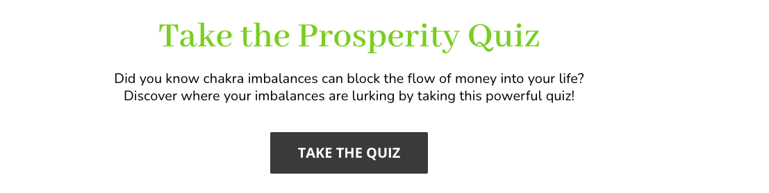 take the Prosperity Quiz cover