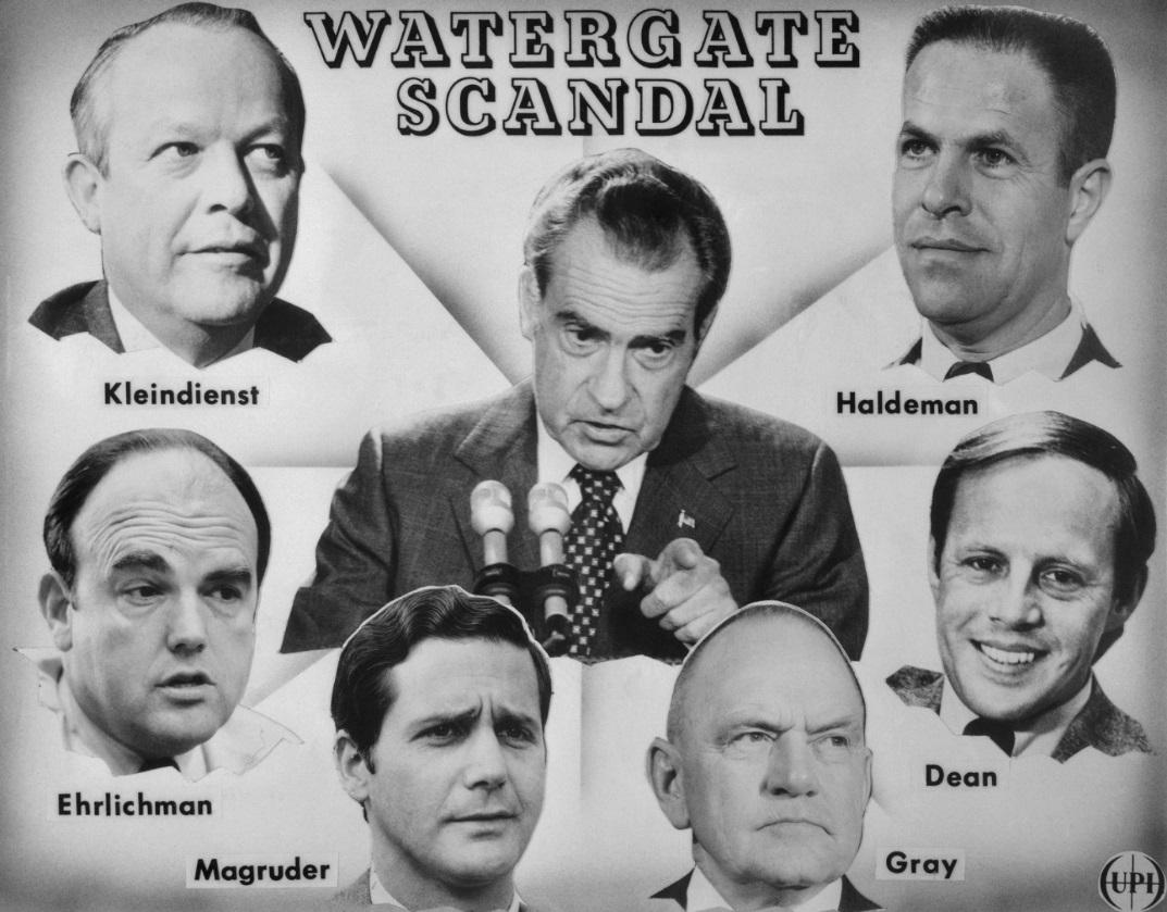 watergate scandal primary source
