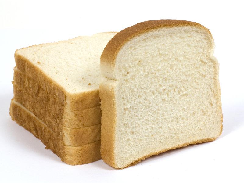 White bread insulin index