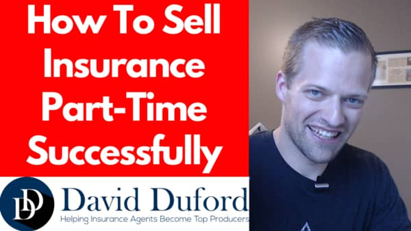 Selling Life Insurance Part Time Successfully How I Did It