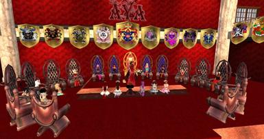 AYA's Throne Room