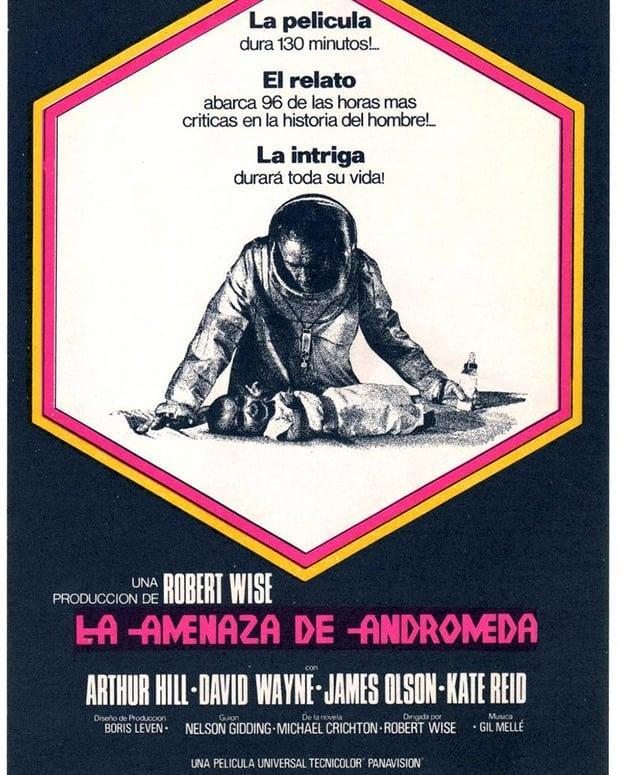 La amenaza de Andrómeda (1971, Robert Wise)