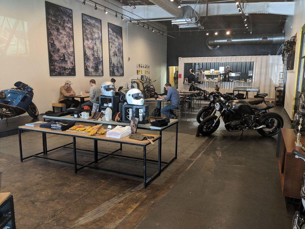Best Coffee Shops In Atlanta: Brother Moto