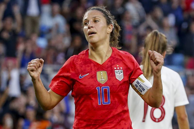 Image result for Carli lloyd