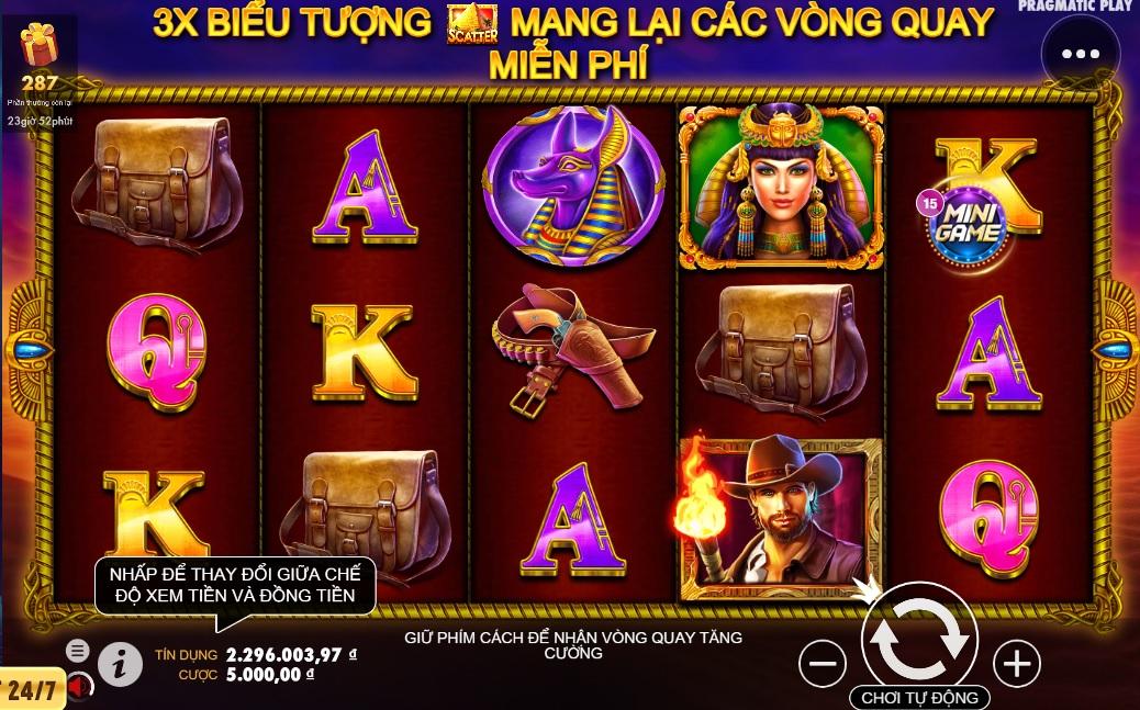 KingFun ra mắt 17 slot game mới: ĐẸP - ĐỘC - LẠ 9