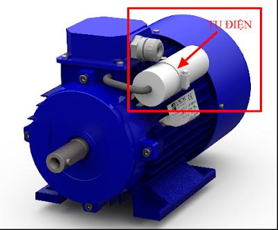 Tụ điện dùng cho máy bơm nước