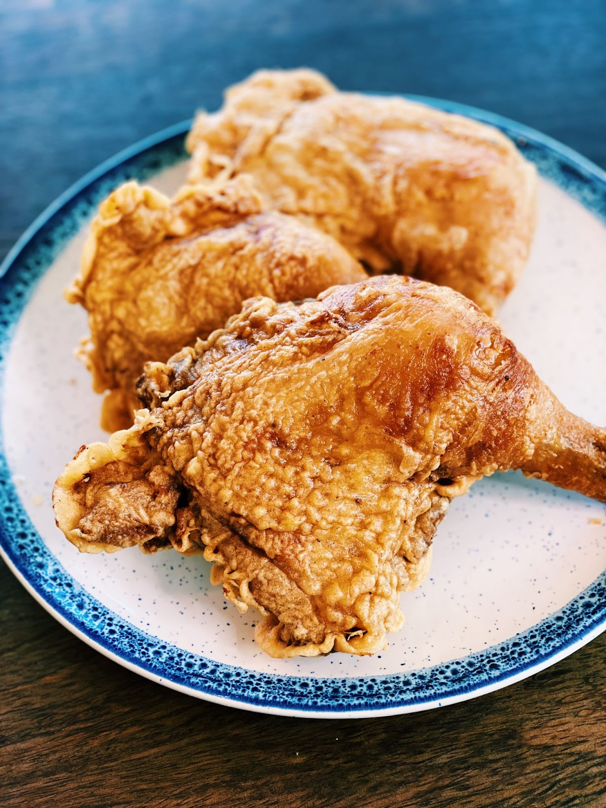 Taiwanese Fried Chicken (Crispy and Light!)