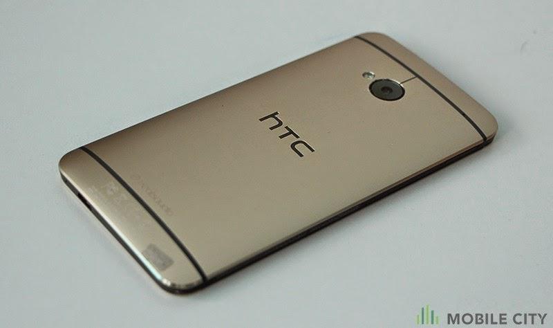 Mặt nắp lưng của HTC One M7
