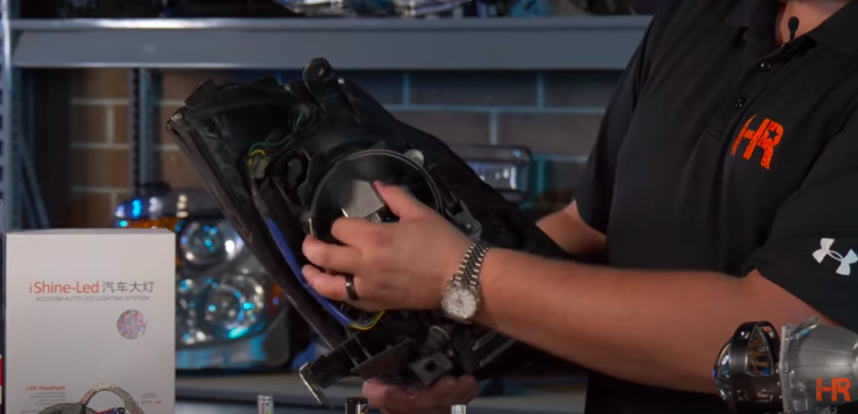 D1S AND D2S LED HEADLIGHT BULB REPLACEMENTS - BRIGHTER THAN HID? - Installation