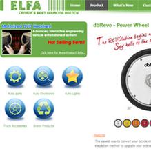 網頁設計:ELFA International Trading Ltd.