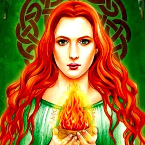 femme déesse