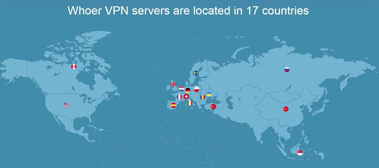 Choosing a VPN provider