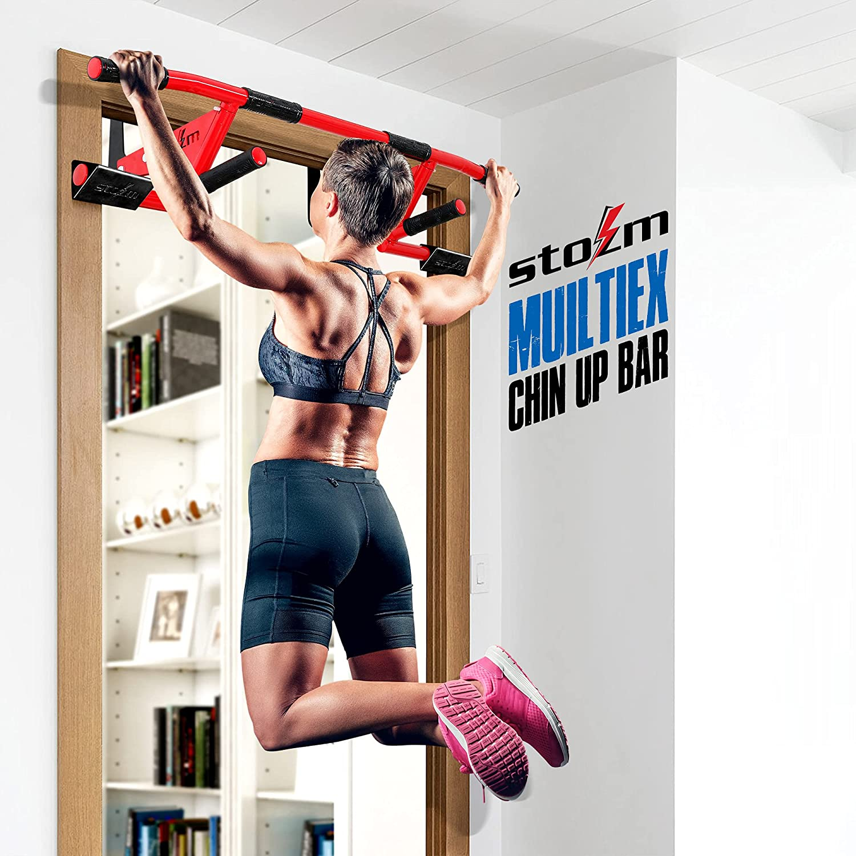 STOZM MultiEx Chin Up Bar for Doorway