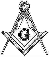 symboles de la franc-maçonnerie - boussole