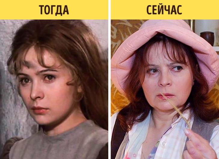 Как изменились актеры наших любимых сказок, которые мы смотрели в детстве - Либуше Шафранкова