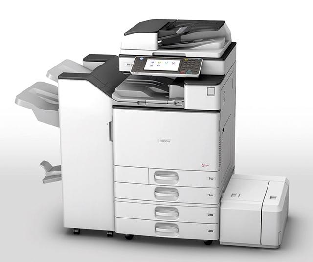 Máy photocopy RICOH có tốc độ in siêu tốc và độ bền cao