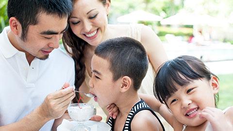 Manfaat Makan Bersama Untuk Anak