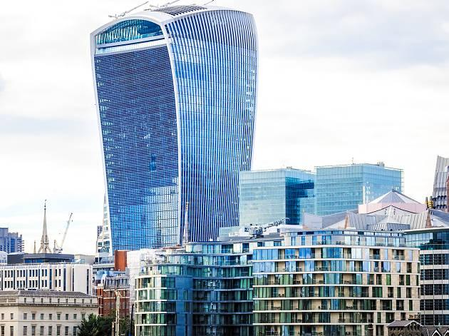 In Pictures: a Trip Up the Walkie Talkie (aka 20 Fenchurch Street)