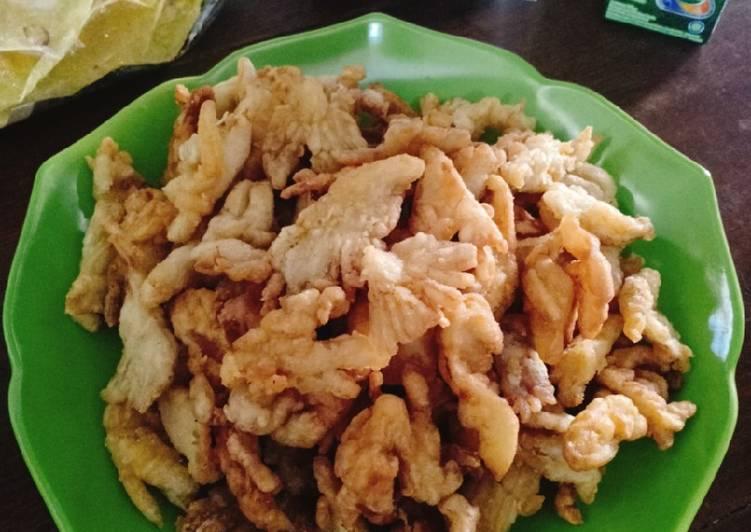 Resep Jamur Crispy