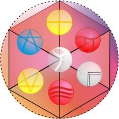 cubo plasmas radiales