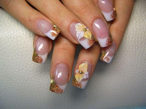 cute nail designs creem (80)