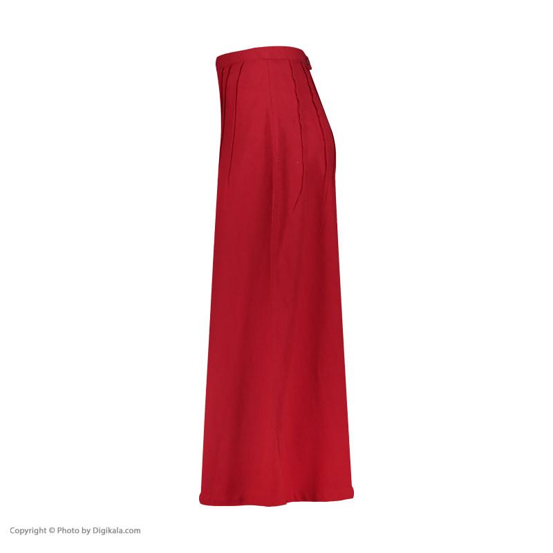 دامن زنانه تن درست مدل 129-RED