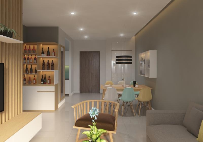 Hiệp Anh Khoa- công ty thiết kế nội thất bình dương chất lượng