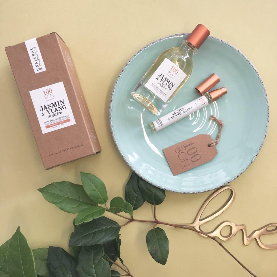 Des parfums 100% naturels, rechargeables, green & accessibles
