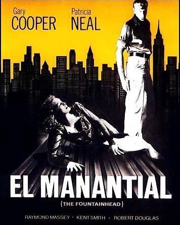 El manantial (1949, King Vidor)