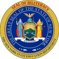 Image result for new york state seal of biliteracy images