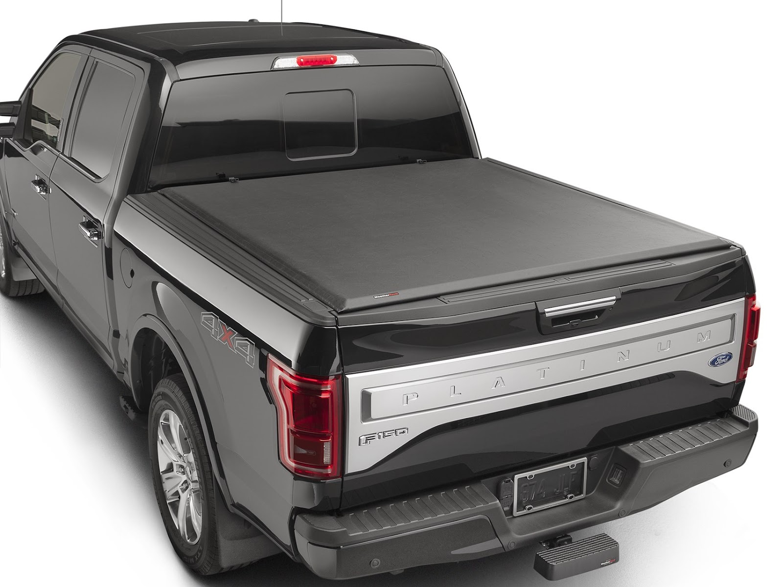 weathertech soft roll up cover