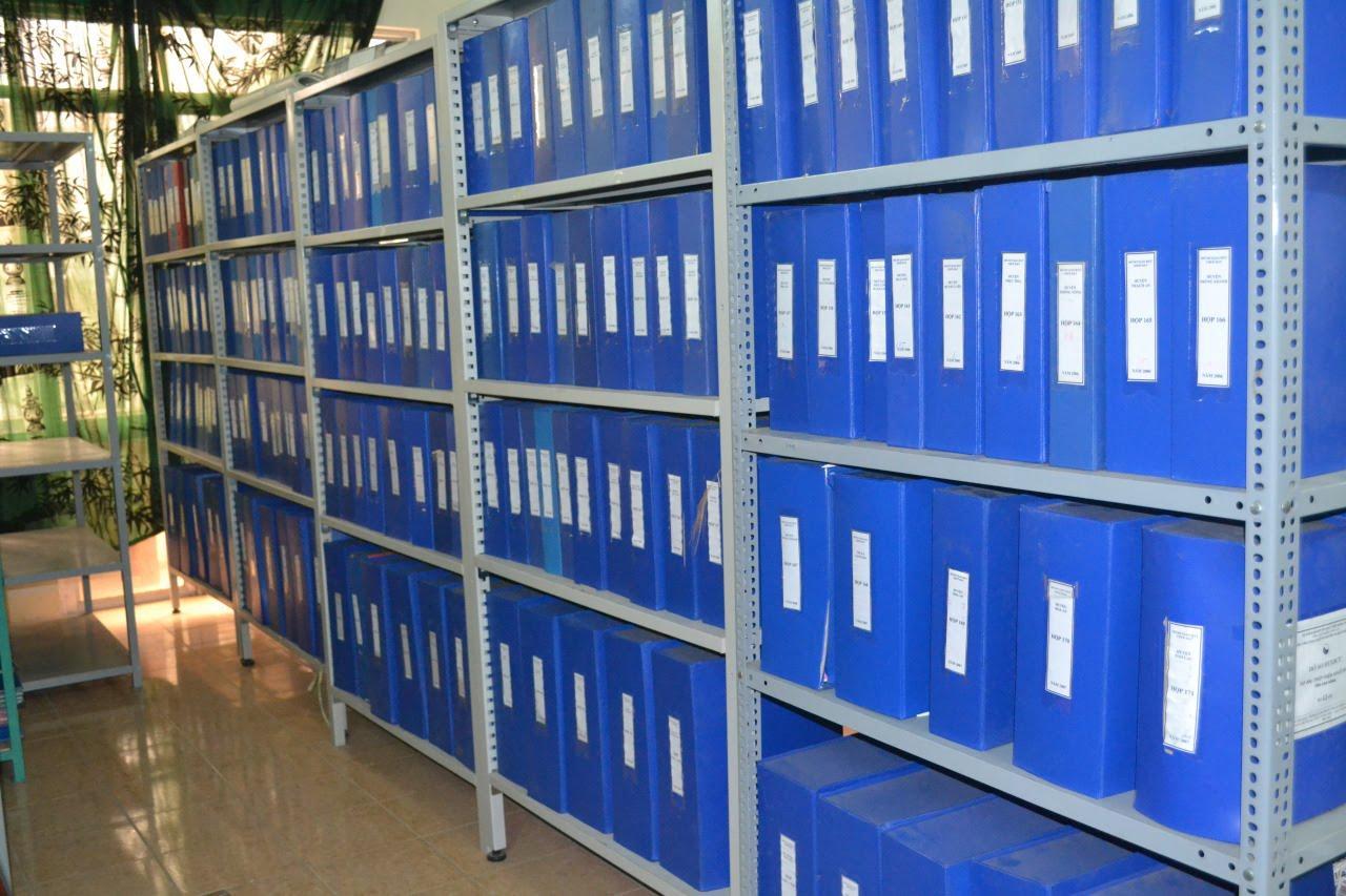 Quy định bảo quản hồ sơ, tài liệu trong hệ thống Kho bạc Nhà nước?