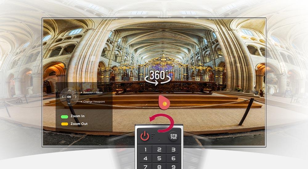 """Điều gì khiến một chiếc tivi trở nên """"thông minh""""?"""