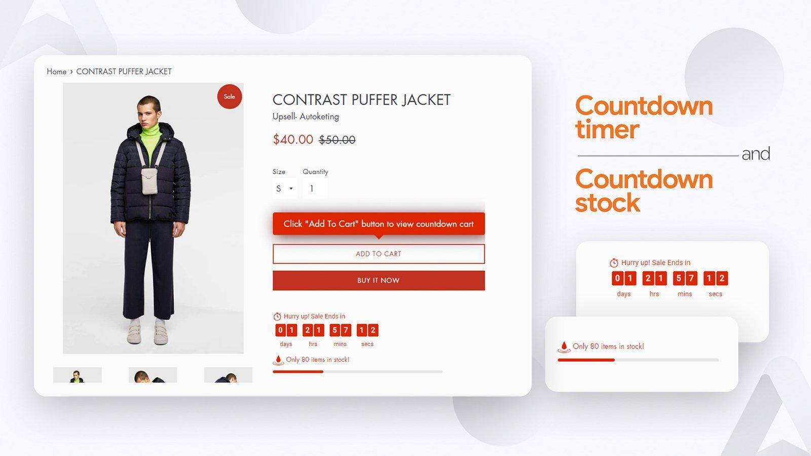 Sales Pop Master ‑ Countdown – Ecommerce Plugins for Online Stores –  Shopify App Store