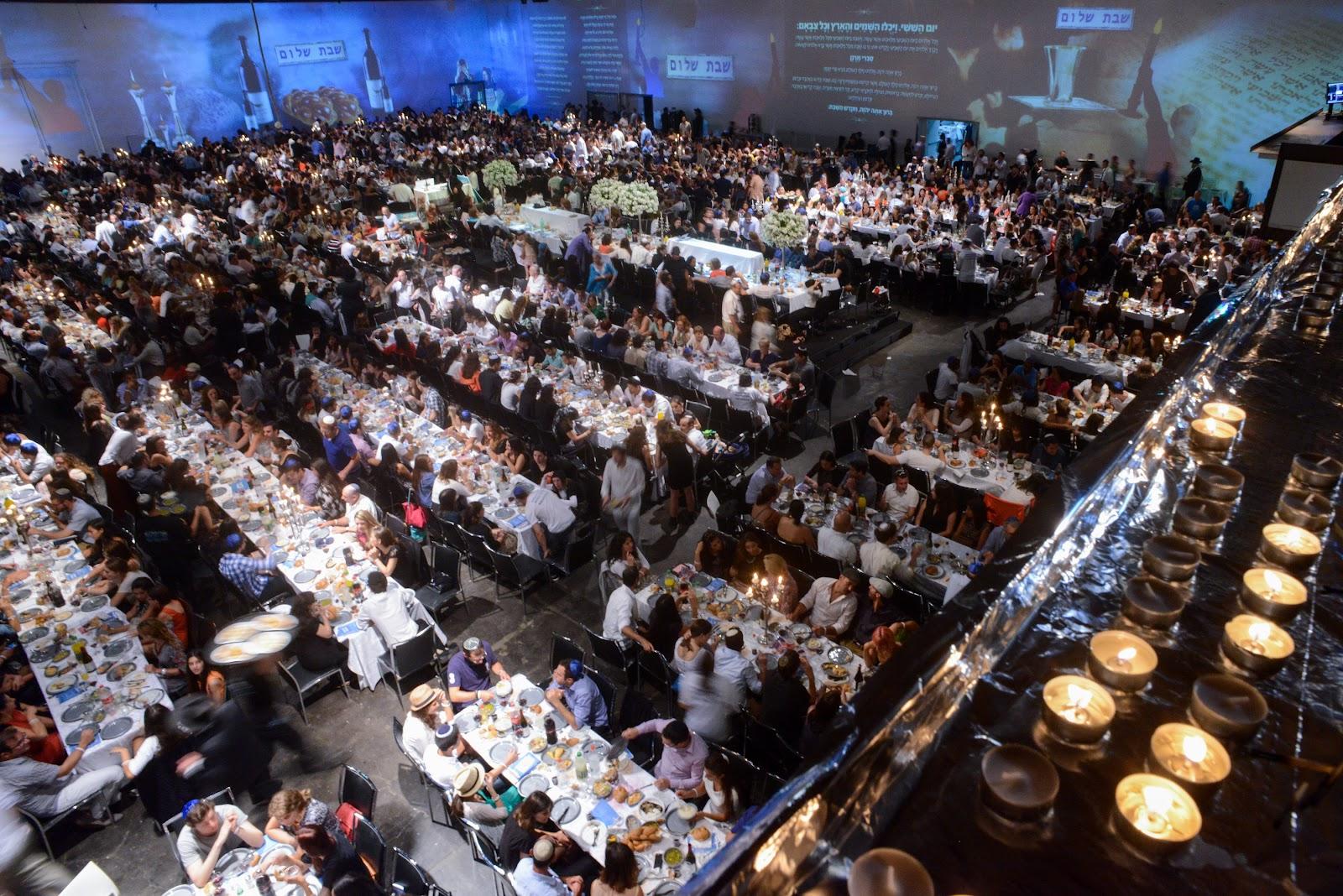 Guinness Record Largest Shabbat Dinner - Am Yisrael Foundation.jpg